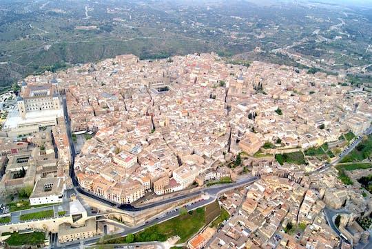 Volo in mongolfiera di Toledo