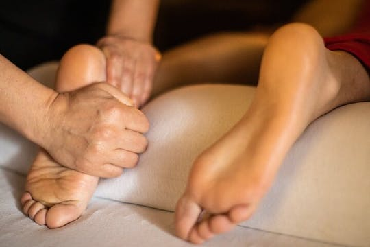 Experience a private 35-minute foot massage in Istanbul