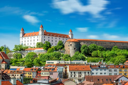 Discover Bratislava in 60 Minutes with a Local