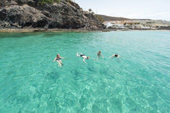 Segelerlebnis mit Delfinbeobachtung auf Fuerteventura
