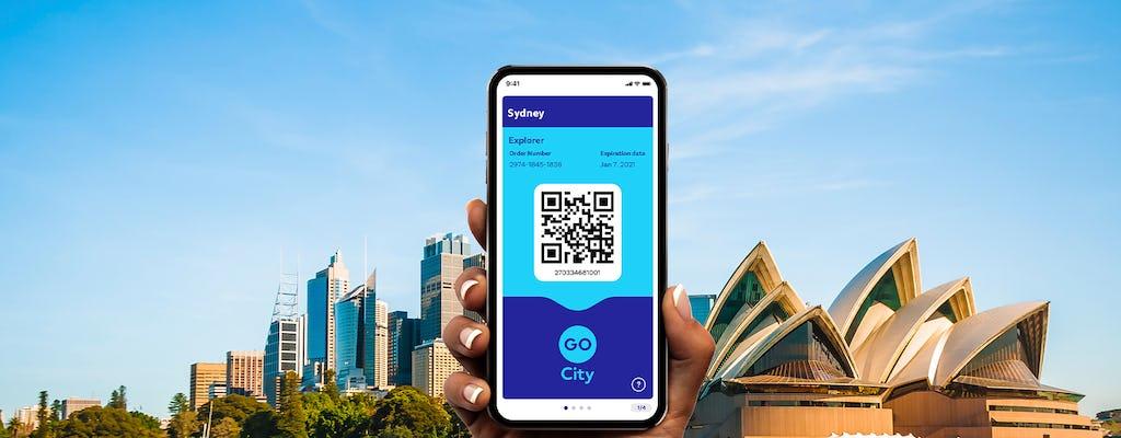 Go City |  Sydney Explorer Pass