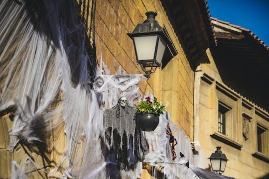 Побле Эспаньол Вечеринка на Хэллоуин и Туннель ужаса билеты без очереди