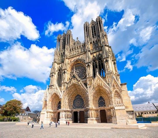 Visite guidée de la Cathédrale Notre-Dame de Reims