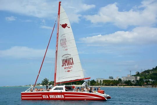 Negril Catamaran Cruise