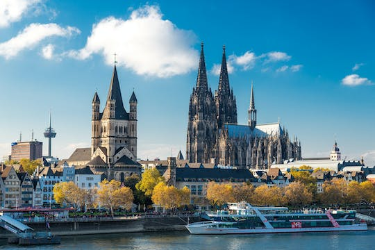 The best of Cologne guided walking tour