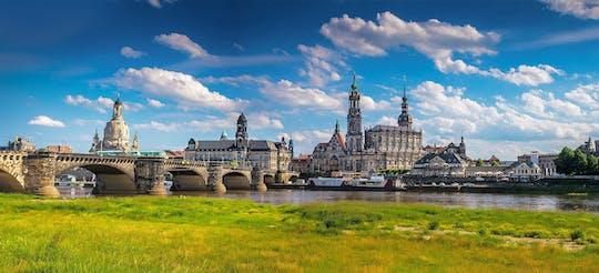 Il meglio del tour guidato a piedi di Dresda