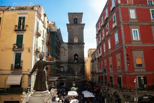 Piesza wycieczka po niezwykłych i tajnych miejscach Neapolu