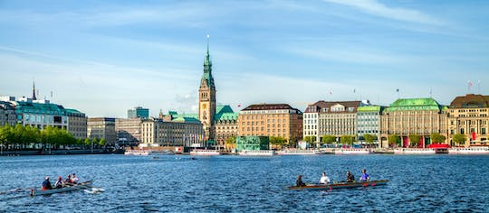 The best of Hamburg guided walking tour
