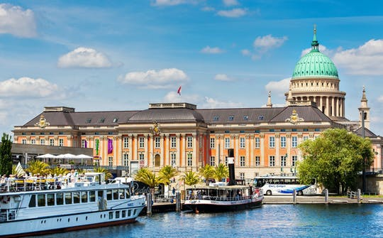 The best of Potsdam guided walking tour