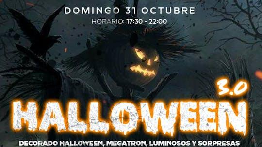 Halloween Madness - Domingo 31 Octubre