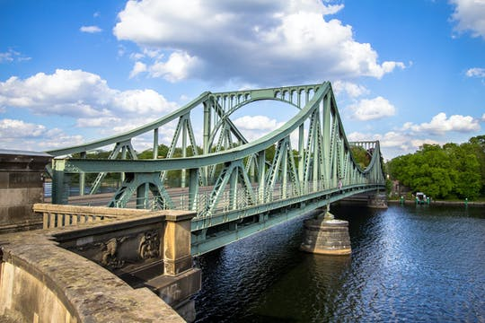 The best of Glienicke walking guided tour