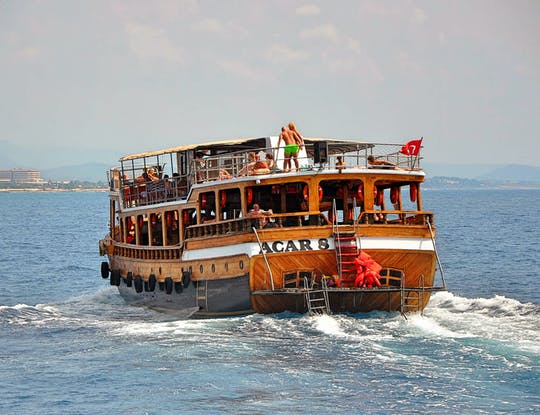 Side Blue Cruise