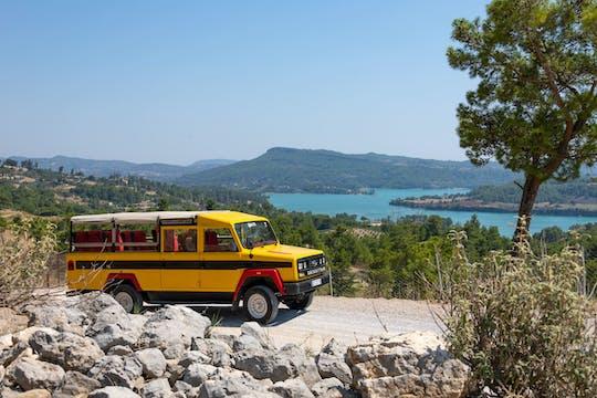 Manavgat Family Adventure Tour