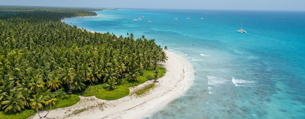 Isla Saona Playa Tao Beach Club Bezoek