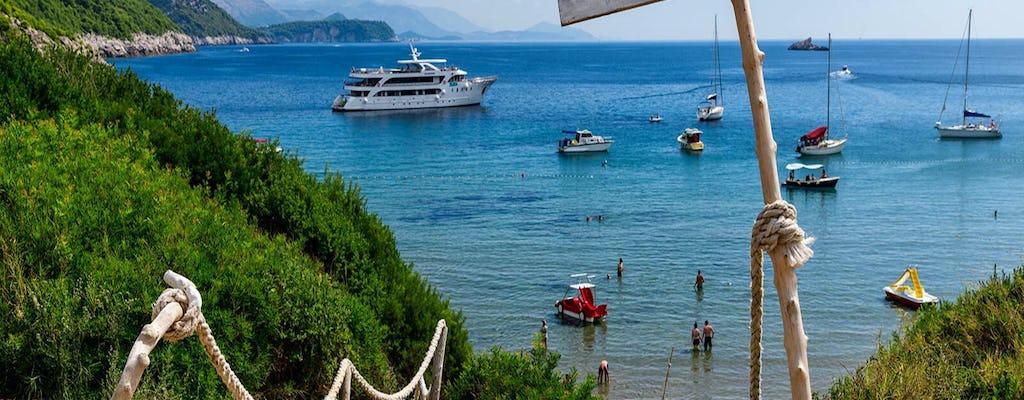 Bootstour zu den Elaphiten Inseln mit Picknick