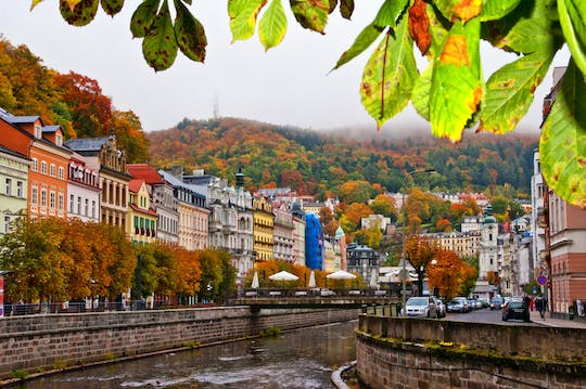 Guided visit of Karlovy Vary from Prague
