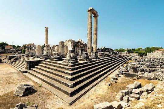 Visite de Priène, Milet et Didymes