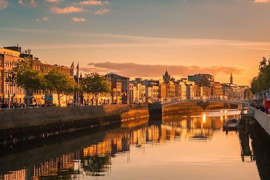 Recorrido a pie privado por lo más destacado de Dublín