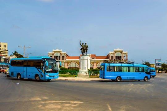 Traslado do Aeroporto Internacional Blaise Diagne para os hotéis Saly ou Somone