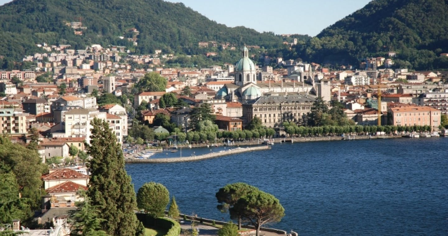 Guided Tour of Como and Cruise to Bellagio and Lecco
