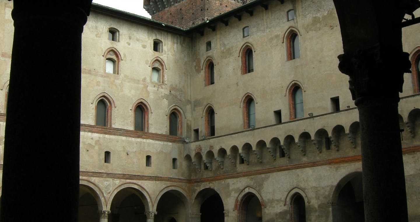 Sforza Castle and its museums - Skip the line tickets