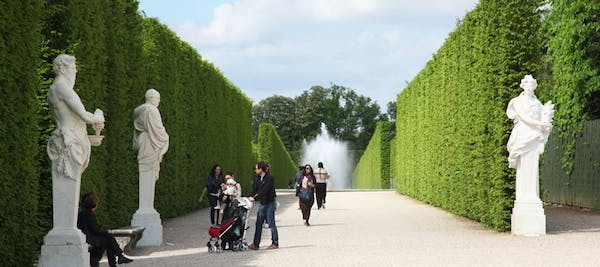 Rooms: Versailles No-line Tickets With VIP Secret Rooms