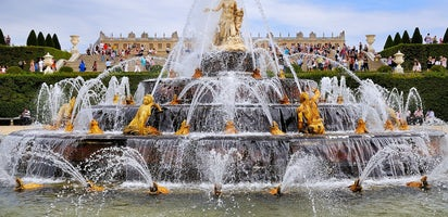 Palace And Gardens Of Versailles 2