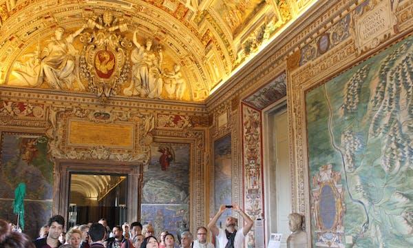 Mus es du vatican et chapelle sixtine visite guid e de nuit et coupe file musement - Billet coupe file chapelle sixtine ...