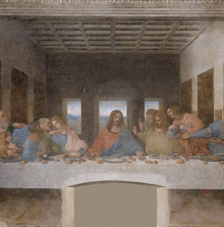 Last Supper tickets and Codex Atlanticus guided tour