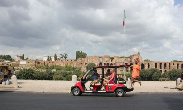 Rome Golf Tour