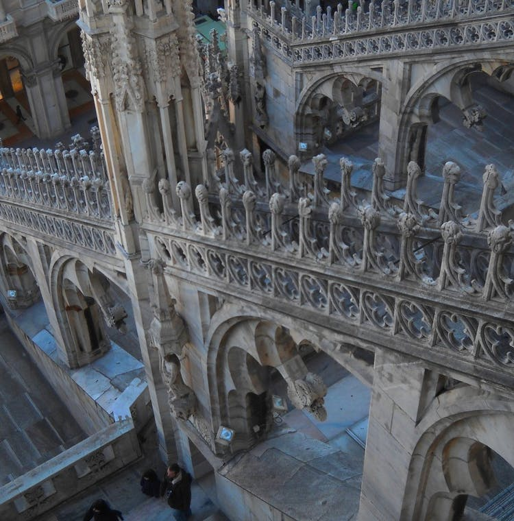 Duomo Cathedral and Rooftop: Skip the Line Tour