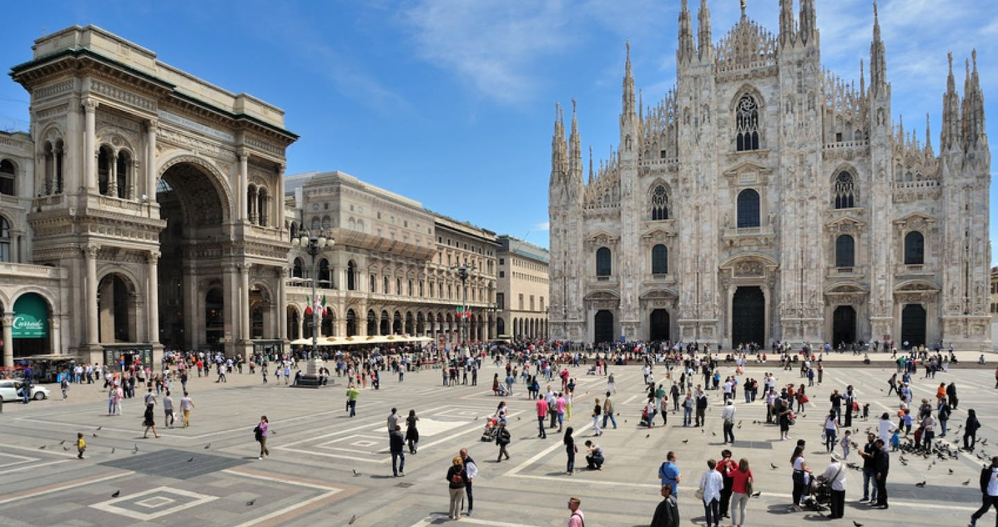 Milan in one day: Guided tour with Duomo, Last Supper and Sforza Castle