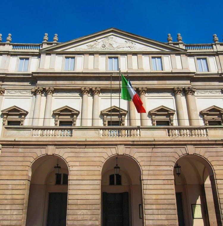 La Scala Opera House and Museum Tour
