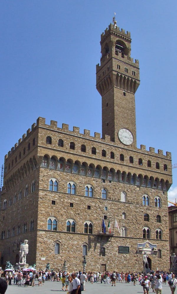 Italian Florence: Florence Walking Tour With Uffizi And Accademia Gallery