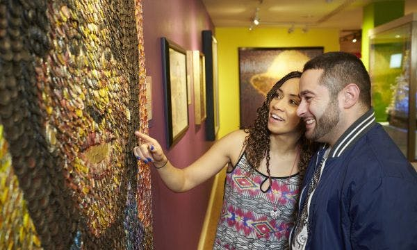About Ripley's Believe It Or Not! London: Ripley's London houses an extensive collection of weird and wonderful artefacts from the four corners of the earth, some of which were collected by explorer and entrepreneur Robert Ripley himself.