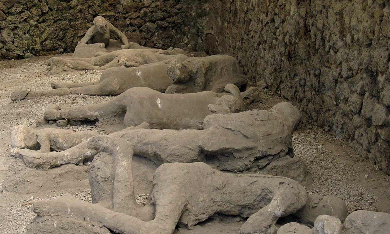 Pompeii Lava