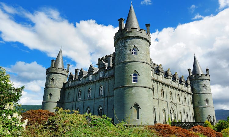 Day Trip to the West Highland Lochs, Mountains & Castles from Edinburgh