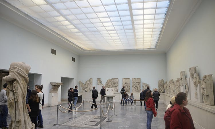 Pergamon Museum Tickets