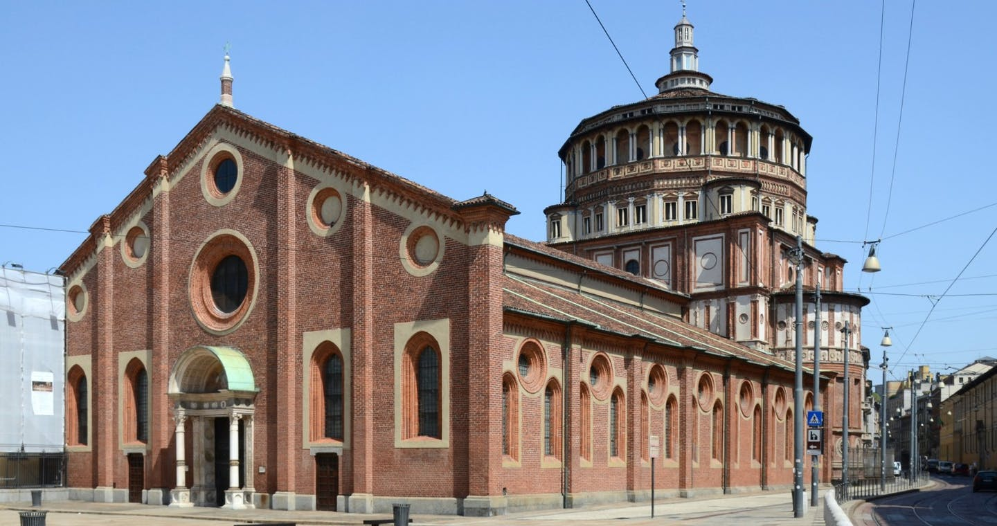 A day in the life of Leonardo da Vinci: Last Supper English tour and the Sforza Castle