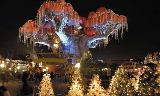 Magic Winter Gardaland / Sea Life i advent u Veroni- posjet Božićnom selu u Bussolengu