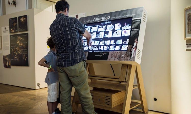 Leonardo3. The World of Leonardo - Tickets for the Interactive Exhibition