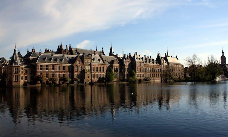 Private walking tour The Hague-0