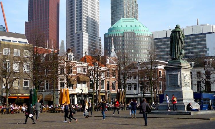 Private walking tour The Hague-2