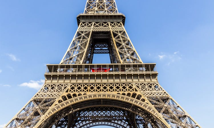 Paris: Express Eiffel Tower Tour with 2nd floor Observation Deck Access and Seine River Cruise-1