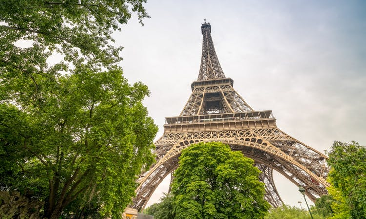 Paris: Express Eiffel Tower Tour with 2nd floor Observation Deck Access and Seine River Cruise-2