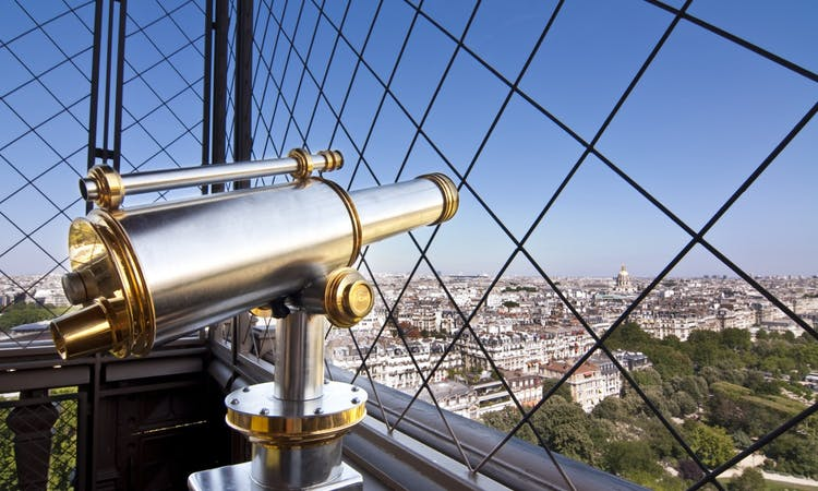 Paris: Express Eiffel Tower Tour with 2nd floor Observation Deck Access and Seine River Cruise-3