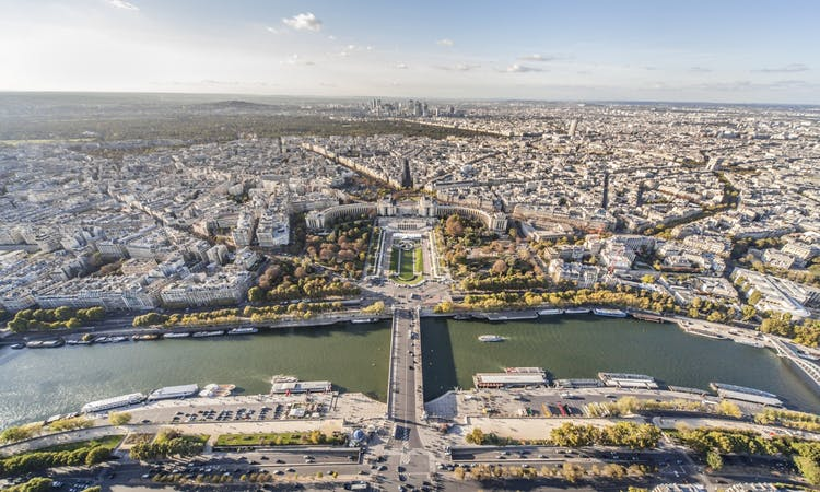 Paris: Express Eiffel Tower Tour with 2nd floor Observation Deck Access and Seine River Cruise-6
