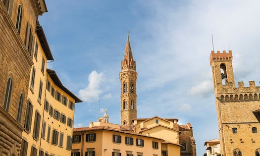 Italian Florence: Florence Walking Tour With Uffizi And Accademia Skip-the