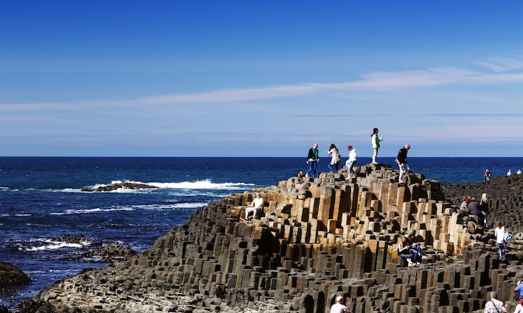 The famous Giant's Causeway of Northern Ireland.jpg