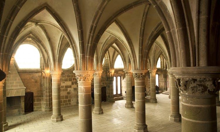 Mont Saint Michel Abbey France Visit.jpg